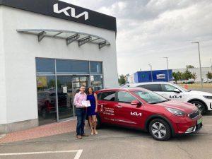 A negyedév legjobb KIA értékesítői lettünk Magyarországon!